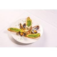 7. Sopa de marisco